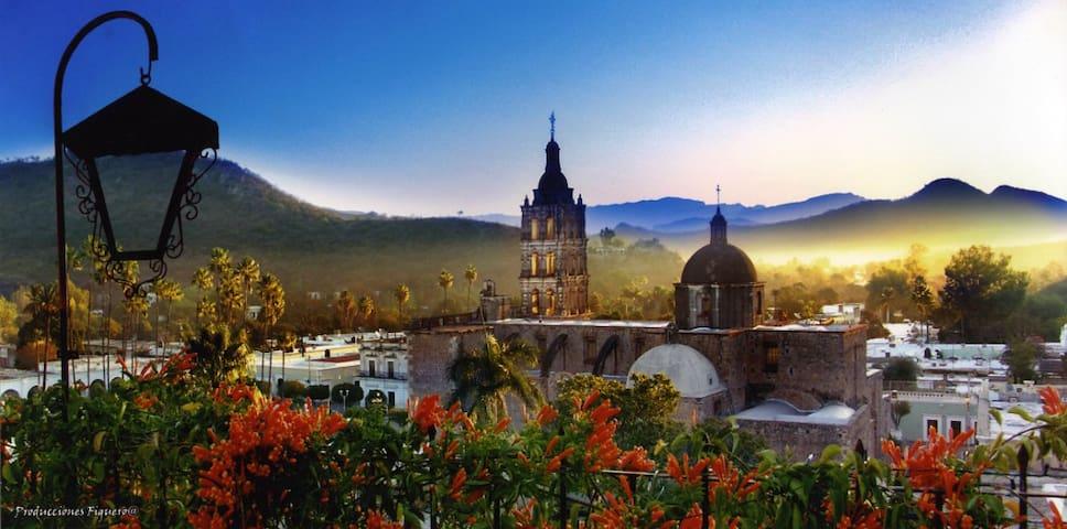 Serena Vista - Alamos - Bed & Breakfast