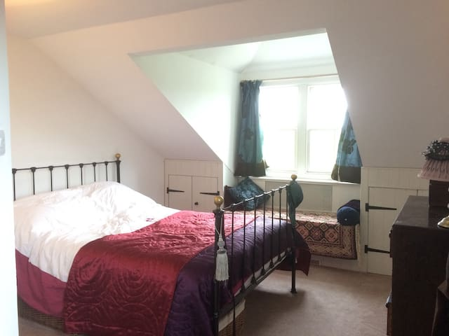 Charming room, far reaching countryside views - Ringmer - Hus