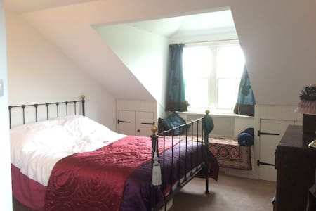 Charming room, far reaching countryside views - Ringmer