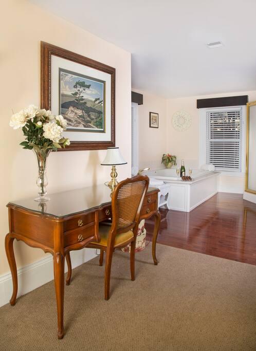 Adams Suite - antique desk