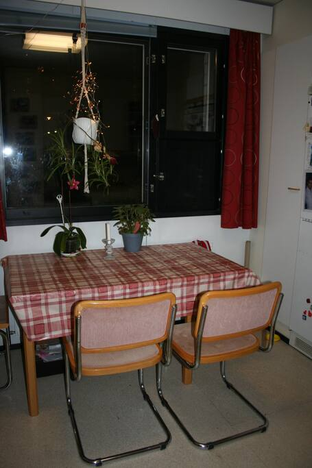 Spatious apartment