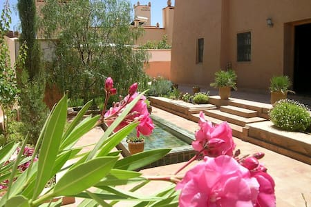 Kasbah-garden B&B, desert & flowers - Tinghir - Bed & Breakfast