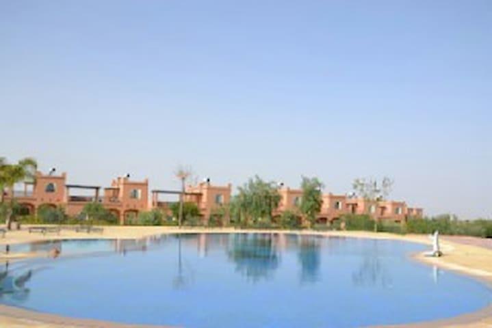 Villa Résidence d'Oumnas - Marrakesh - Villa