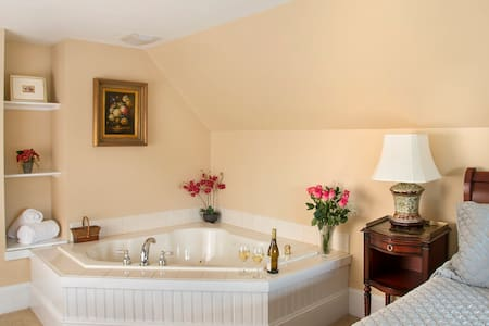 Glynn House:Jefferson Deluxe Suite - Ashland