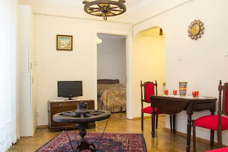 central fully furnished flat,taksim