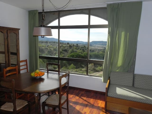 Comfortable in Condo at mountains - Huesca - Apartament