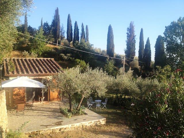 Gorgeous cottage near Cortona
