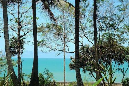 RECANTO SOL NASCENTE linda vista para o mar suite2 - Santa Cruz Cabrália