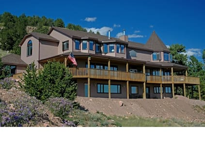 Alpine Vista Retreat - Cripple Creek - Haus