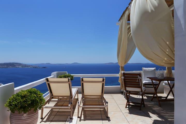 Villa Vol.2 * La Maison Blanche Mykonos