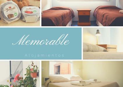 Alojamientos Memorable (Dept 2)