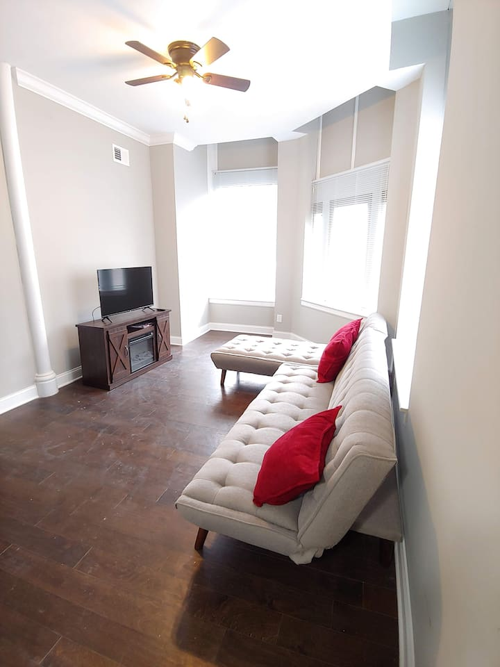 Living Room - with 2 sofa beds