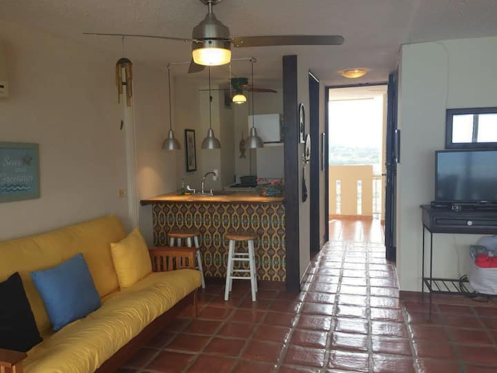 Beautiful Oceanview Studio in Luquillo Puerto Rico
