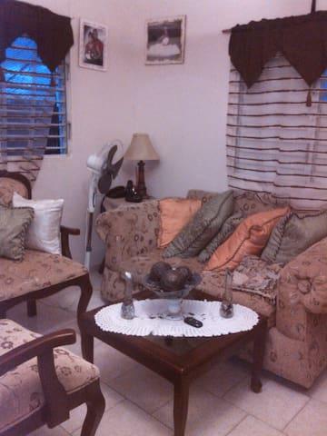 Habitacion privada / Private Room  - Sabana Perdida - Rumah