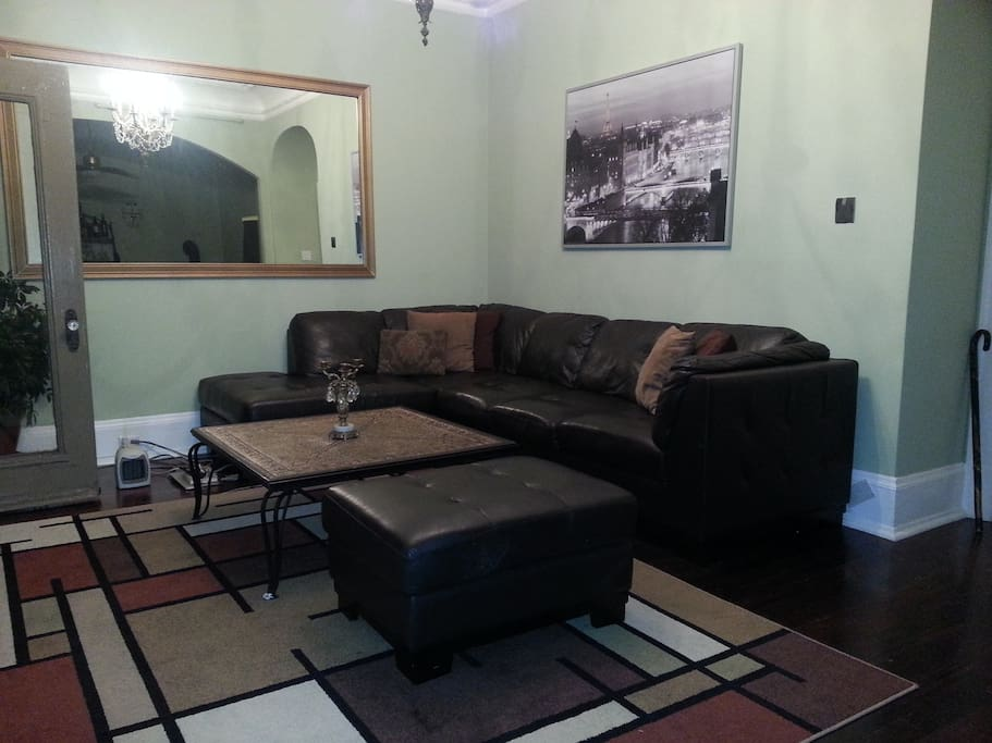 Huge sofa sectional