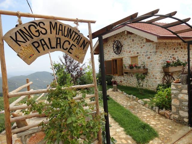 KİNG'S MOUNTAİN PALACE DAĞ EVİ - Gözüküçüklü Köyü - Huis