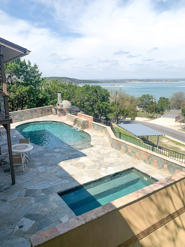 Island View Oasis- 2 Private Pools + Boat Parking!