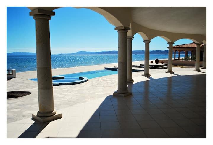 Baja Pool Beach House