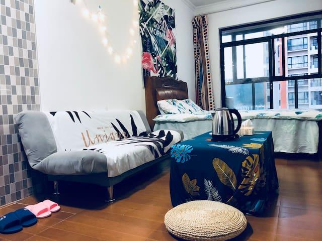 吉林大学珠海学院翰林公寓 Dz小屋