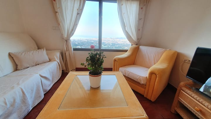 El Mirador de Mijas apartamento con Vistas al Mar