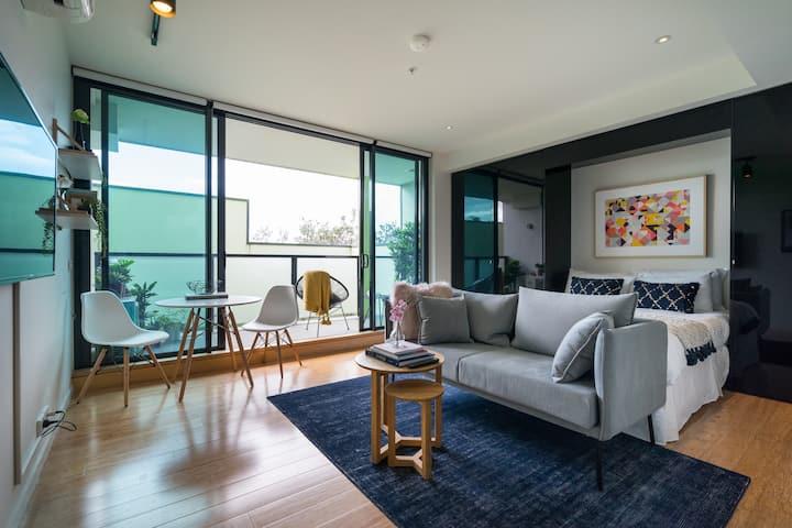 Stylish Beach Apartment