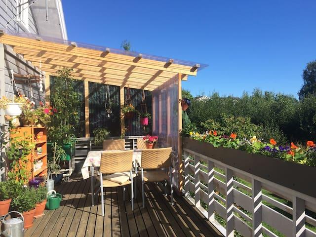 Fint rom til leie - Nøtterøy  - Huis