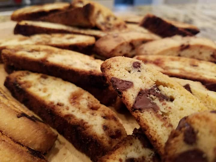 Authentic Biscotti