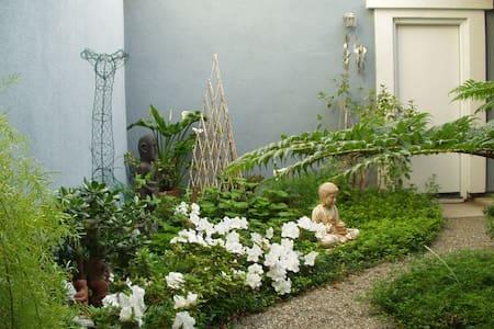 Reiki Garden Home in a small town  - Mountain House