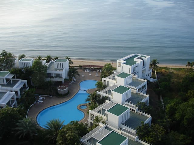 Apartment   - Crystal Beach, Rayong - Rayong - Departamento
