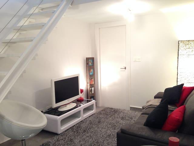 Loft de 40M² en plein centre - Hendaye - Apartamento