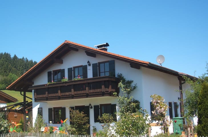 Comfortable Allgäu Appartment  - Lechbruck - 公寓