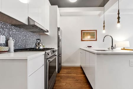 Gorgeous brand new apartment in Bushwick - Brooklyn - Apartment