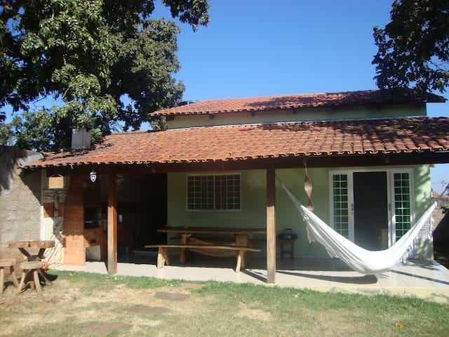 Casa para temporada - Pirenópolis - Casa