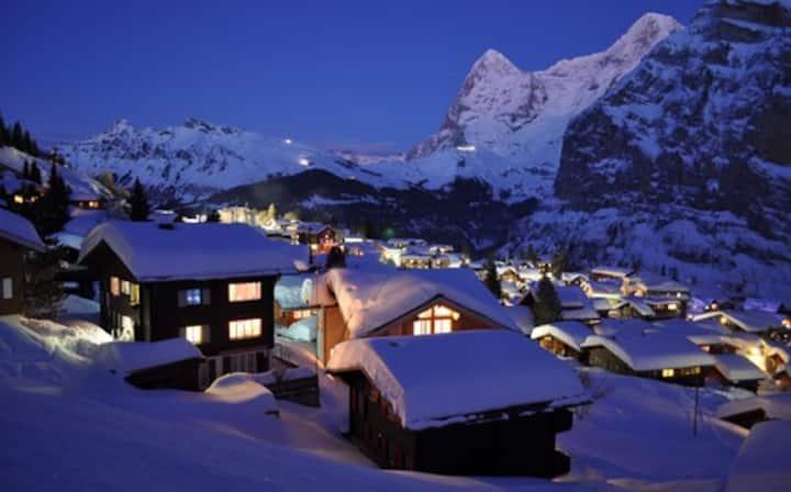 Chalet Lueg i Bärg - Ferien in einmaliger Bergwelt