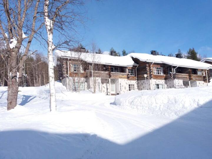A cosy appartment in Ruka is all yours!