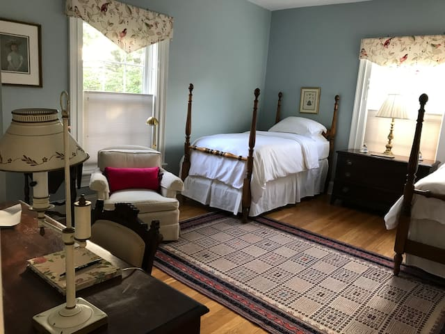 Room in Beautiful Victorian Home Steps from WCU