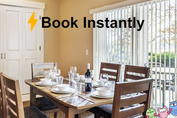 Top Wine Country Condo Slps 6 Instant Book #101