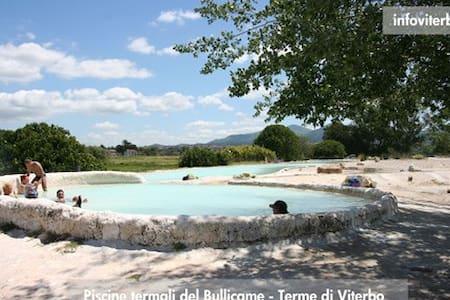 Vejano,Viterbo, the thermae heilbad - Vejano