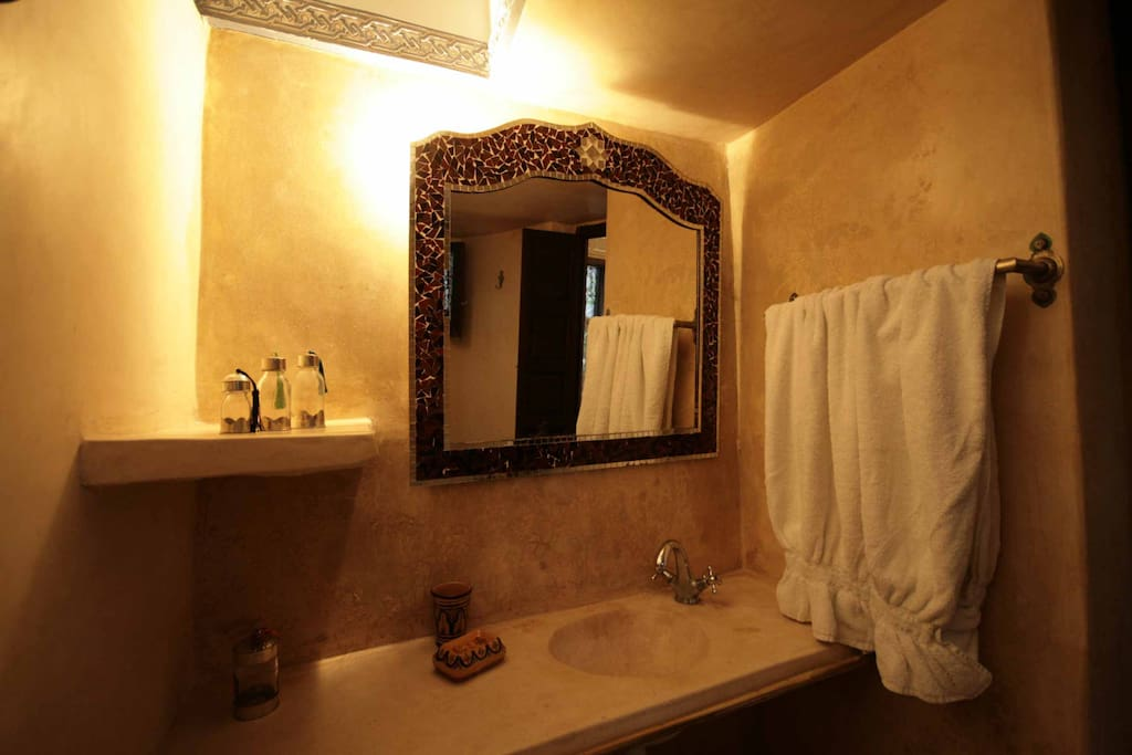 Salle de bain Canelle