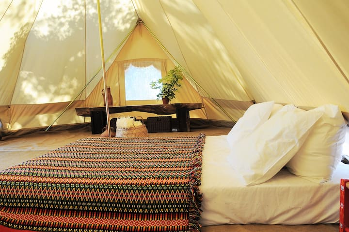 Nature, Beauty and Comfort - The Perfect Glamping