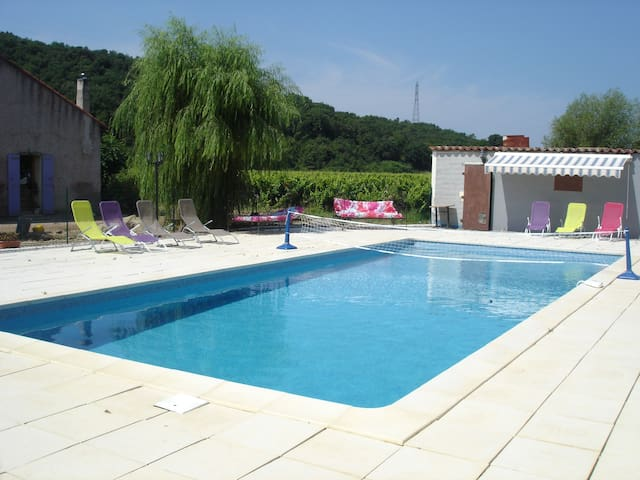 le Jasson ***, 2 chambres, piscine - Les Arcs - Apartament