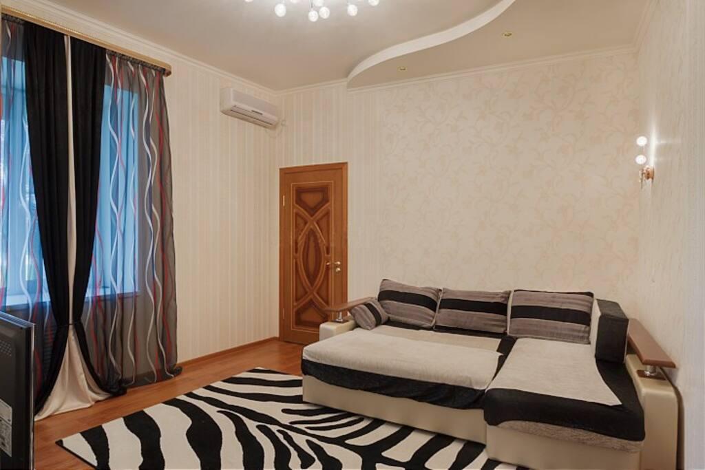 """2 комнатная квартира класса """"VIP"""""""
