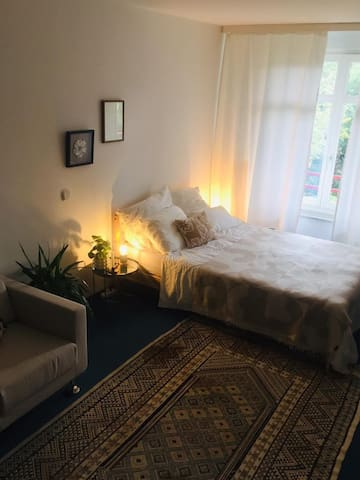 Cozy room in the Heart of Berlin - Friedrichshain