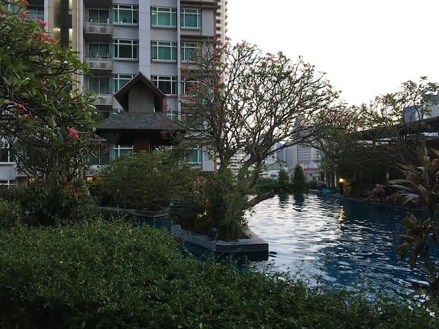 City Centre, Best for business Trip, Bangkok - Krung Thep Maha Nakhon - Kondominium