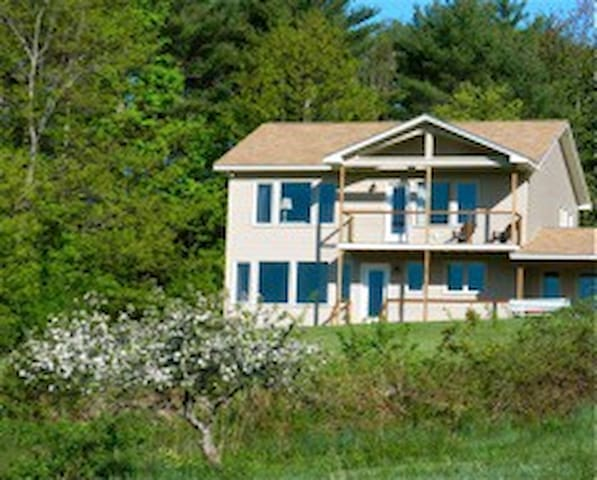 Peaceful Country Estate - Saco - Hus