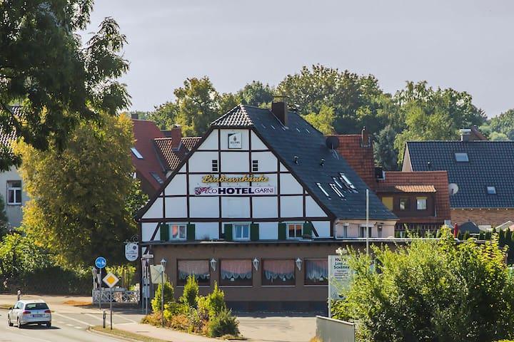 LINDENSCHÄNKE eco Hotel garni