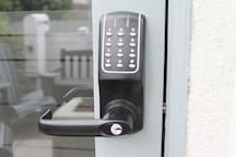 Smart Lock: personalized Key-less Entry and Hotel Style Security