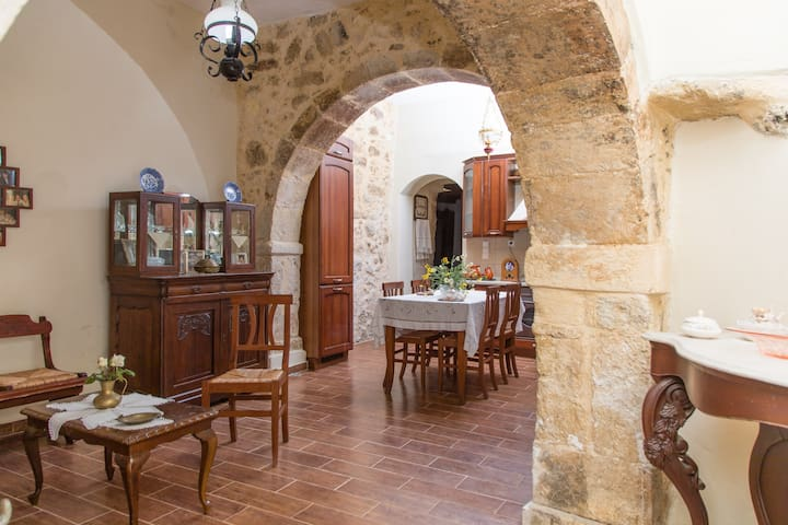 Traditional arch house, up to 8 persons