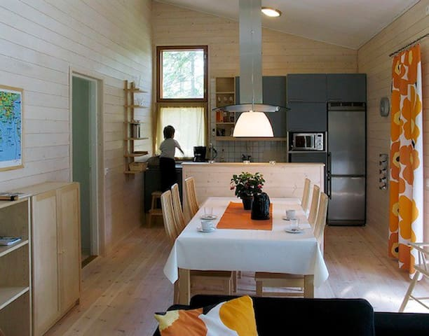 Modern cottage in the archipelago 4 - Kimitoön - Cabin