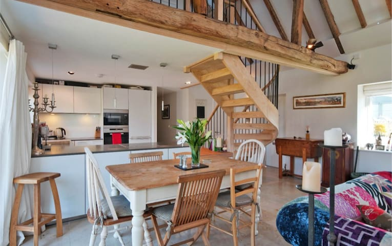 Cosy, modern barn-conversion - Hurstbourne Priors - Huis